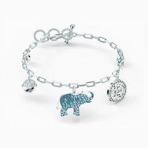 Swarovski Symbolic Elephant Bracelet